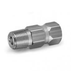 H400OP — Малогабаритный запорный клапан с нерегулируемым давлением открытия 8_2