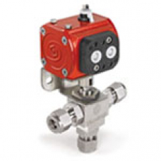 Actuated High Performance Ball Valve 220_1