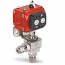 Actuated High Performance Ball Valve 220