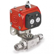 Actuated High Performance Ball Valve 340