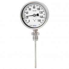 Термометр биметаллический 55