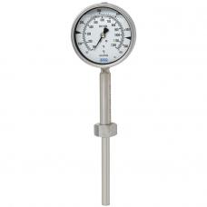 Манометрический термометр 75