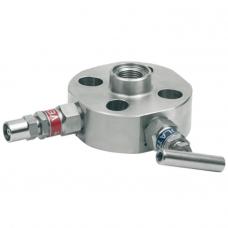 Монофланец для приборов измерения давления 910.80