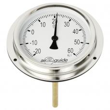 Биметаллический термометр A2G-61