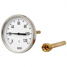 Биметаллический термометр A50
