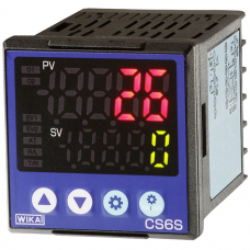 Цифровой контроллер температуры CS6S,  CS6H,  CS6L