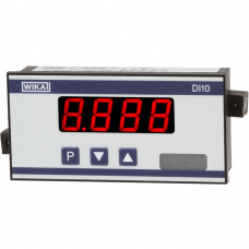 Цифровой индикатор для монтажа в панель DI10