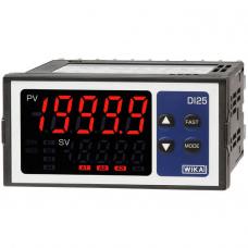 Цифровой индикатор для монтажа в панель DI25
