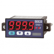 Цифровой индикатор с многофункциональным входом DI32-1
