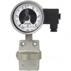 Манометры дифференциального давления с электроконтактами DPGS43.100,  DPGS43.160