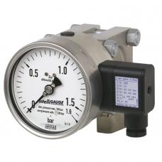 Манометр дифференциального давления с выходным сигналом  DPGT43HP.100,  DPGT43HP.160