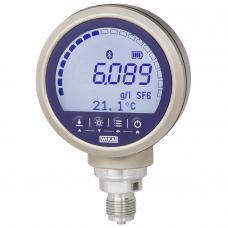 Высокоточный цифровой индикатор плотности газа  GDI-100-D