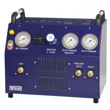Портативный компрессорный модуль элегаза SF 6 GTU-10