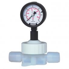 Манометр для измерения давления особо чистых сред Hydra-Gauge
