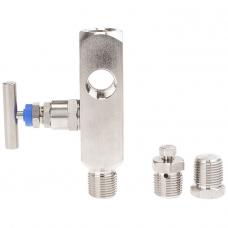 Игольчатый клапан и многопортовый клапан IV10,  IV11