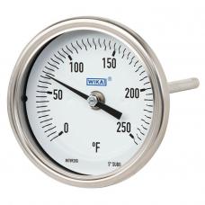 Биметаллический термометр New TG53